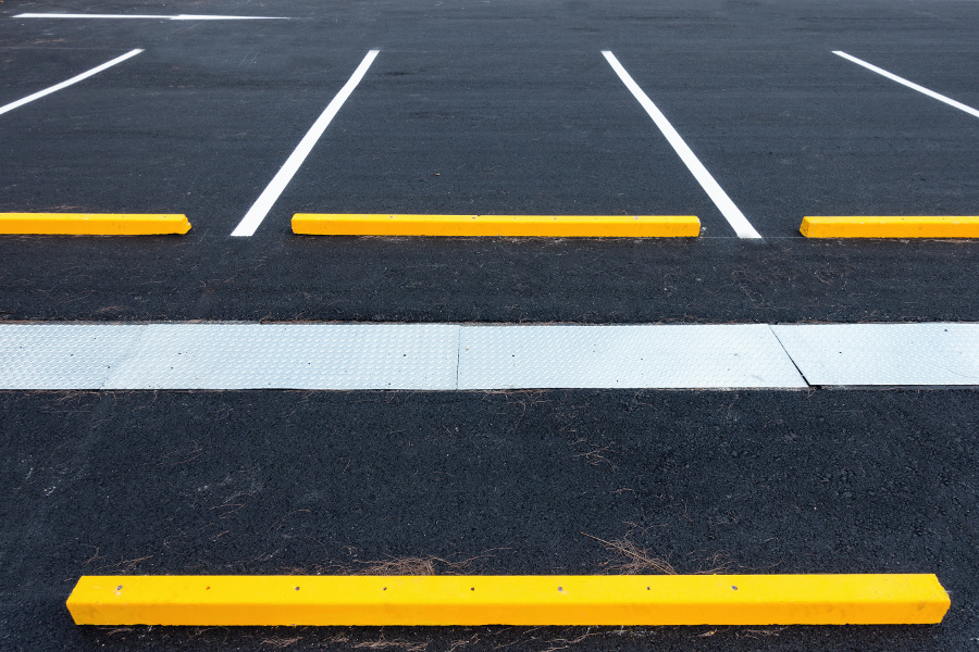 Parking Lot Striping Houston