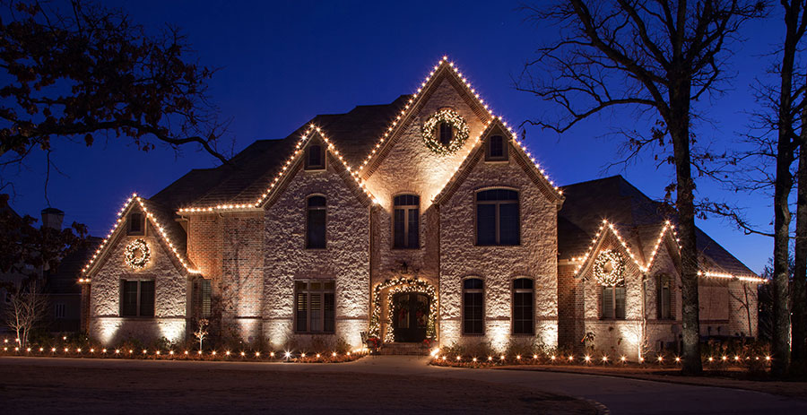 Woodlands Christmas Lighting