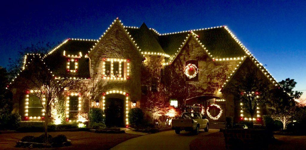 - Woodlands Christmas Lighting - Christmas Light Installation