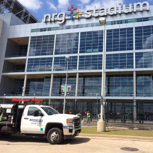 Power washing houston and power washing NRG Stadium
